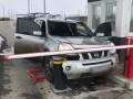 Ехал в Крым: Украинец пытался прорваться через КПВВ, но разбил авто