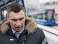 Кличко прокомментировал снежный коллапс в Киеве