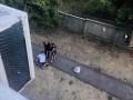 В Черкассах двое полицейских избивали задержанного на кладбище