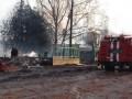 В Болгарии поезд с пропан-бутаном сошел с рельсов