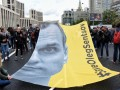 На митинге оппозиции в Москве поддержали Сенцова