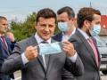 Зеленский попросил у Еврокомиссии помощи из-за нехватки COVID-вакцин