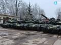В ВСУ передали партию модернизированных танков Т-64