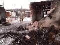 В штабе показали последствия обстрела Авдеевки