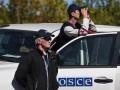Возле Луганска мужчина с автоматом угрожал патрулю ОБСЕ