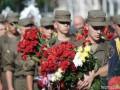 Под Киевом простились с погибшими под Радой нацгвардейцами