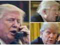 Как Трамп говорит с миром: фото бесед с Путиным и другими лидерами