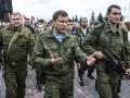 Захарченко уже снова готов обменивать пленных