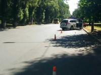 В Никополе водитель насмерть сбил 10-летнего мальчика и сбежал