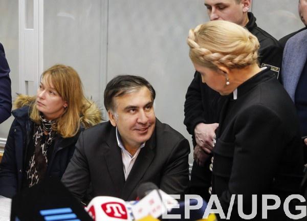 Саакашвили сейчас проходит по ч. 1 ст. 256 УК