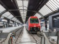В Украину прибудет на тестирование китайский электровоз