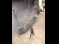 В Киеве дымовыми шашками забросали ТРЦ Ocean Plaza