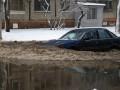 В Одессе из-за прорыва водопровода одна из улиц превратилась в реку