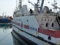 В ВМС Украины подготовили санитарное судно для больных COVID-19