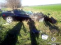 Под Харьковом Land Cruiser раздавил Chevrolet: погиб известный стритрейсер