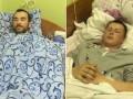 В больнице, где лечатся бойцы ГРУ, установили защиту от покушения