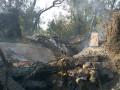 Поселок Зайцево попал под обстрел, есть разрушения