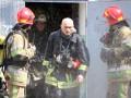 В Киеве произошел пожар в многоэтажке, есть жертвы