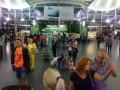 Туристы на сутки застряли в аэропорту Борисполь