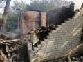 Обострение на Донбассе: Боевики уничтожили два частных дома в Авдеевке
