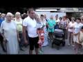 В Гурзуфе жители взбунтовались против оккупантов
