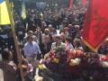 Возле Мемориала Славы в Харькове произошла потасовка
