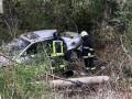 После ДТП пьяный водитель бросил машину с погибшим пассажиром