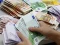 Евро обвалился на 11% за первый квартал