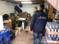 На Львовщине изъяли поддельный алкоголь на два миллиона
