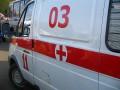 В Киеве в Эпицентре на голову посетителю упала доска