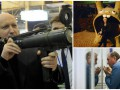 Неделя в фото: Турчинов на выставке оружия, Яценюк на Пейзажной аллее и Ефремов в суде