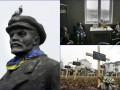 День в фото: патриотичный Славянск и откровенные танцы в Луцке
