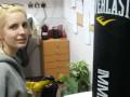Волонтер Яна Зинкевич: Моя мечта - снова сделать первый шаг