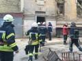 Обвал дома в центре Киева: полиция открыла уголовное дело