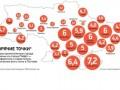 Forbes составил рейтинг самых криминогенных регионов Украины