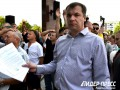 Лидера забастовки на Беларуськалии посадили на 15 суток
