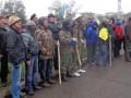 В Запорожье майдановцы заблокировали сторонников России