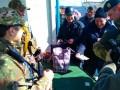 В Луганской области открыли пункт въезда-выезда
