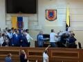 В Одесском облсовете произошла драка