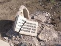 В Крыму пьяный житель Подмосковья растрощил могилы советских воинов