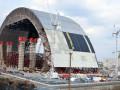 На ЧАЭС завершены работы по перемещению арки саркофага