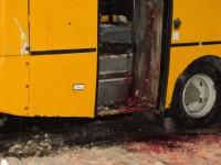 Автобус под Волновахой обстреляли из трех
