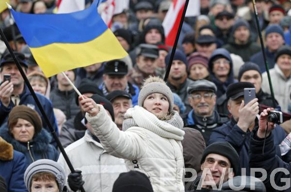 В Украине планируют укреплять статус украинского языка