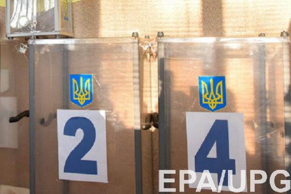 Роженица в Киеве успела проголосовать и родить малыша