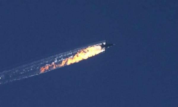 В Минобороны РФ говорят что Турция заранее знала о полете Су-24