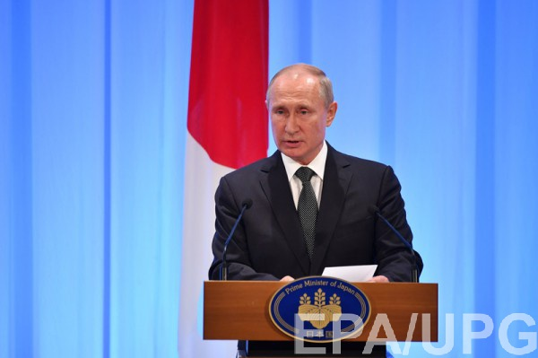 Путин не против встречи с Зеленским