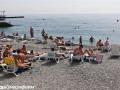 Крымчане массово жалуются на грязные пляжи