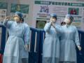 В Ухань направили еще 2,6 тысячи военных медиков