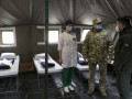 В зоне ООС среди военных провели 500 тестов на коронавирус