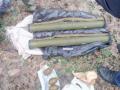 В Днепре мужчина нашел боеприпасы в мешках для мусора